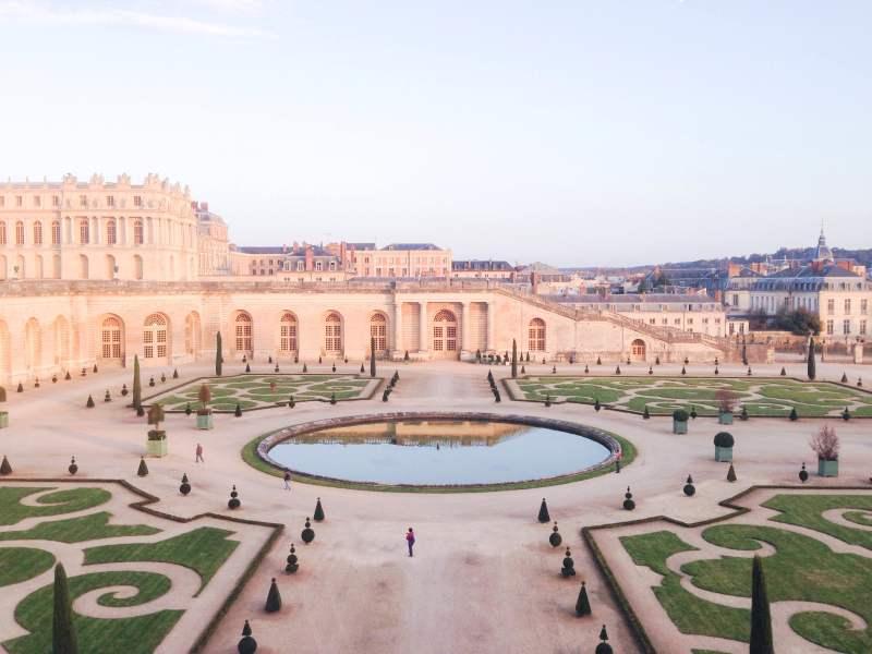 Versailles November