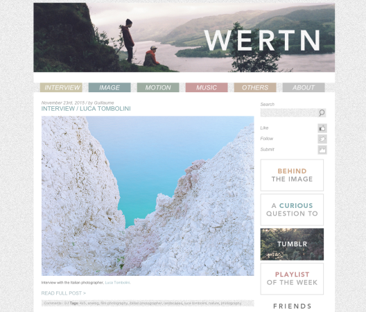 nterview on la maison wertn
